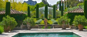 Theo Garden, the Provençal garden of Pierre Bergé, Saint Rémy